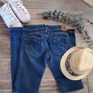 Mango MNG Jeans Uptown  sz 4